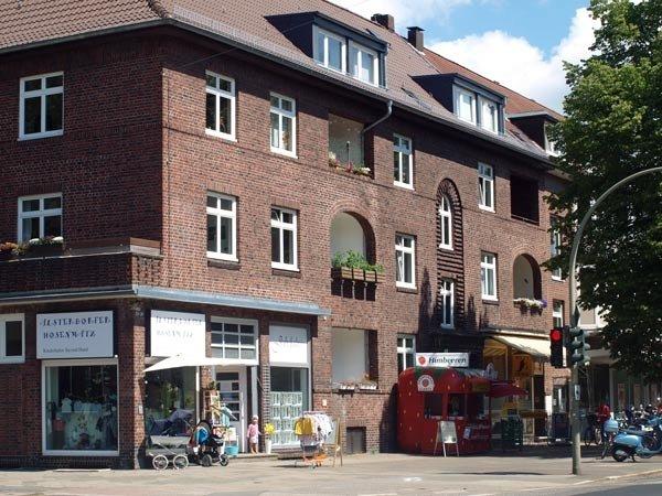 Haus Alsterdorfer Straße