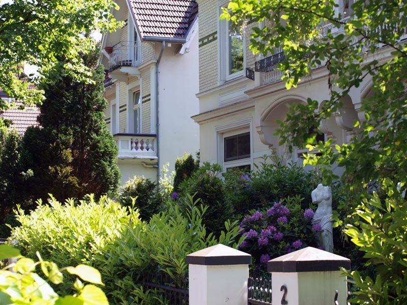 Eine Villa in Alsterdorf