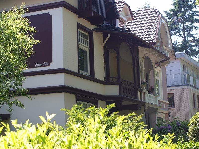 Villa Detail Alsterdorf