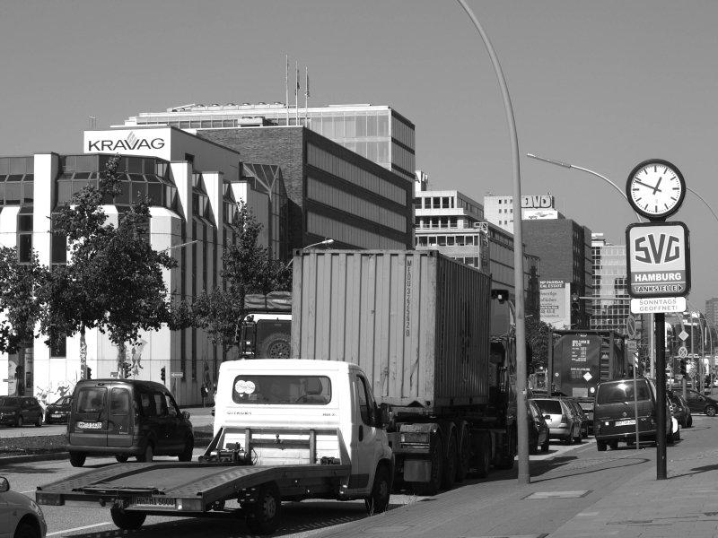 Hammerbrook-Verkehr
