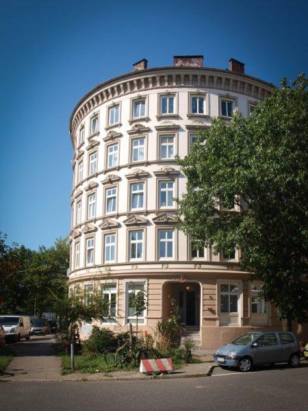 Hammerbrook-Wohnhaus