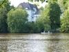 Bootsfahrt auf der Alster