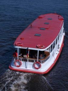 Alsterschippern Boot