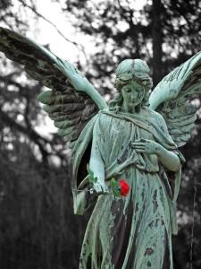 Friedhof Ohlsdorf Statue