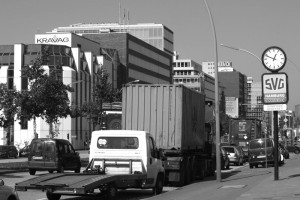 Hammerbrook Hauptstraße