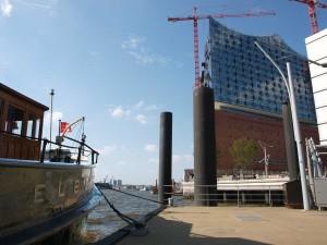 Elbphilharmonie Kutter Hafencity